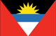 Antigua och Barbuda Flag