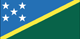 the Salomonöarna Flag